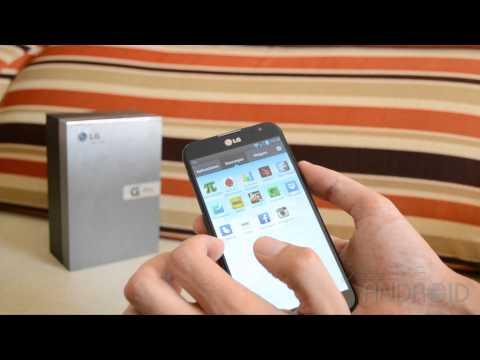 Análisis LG Optimus G Pro