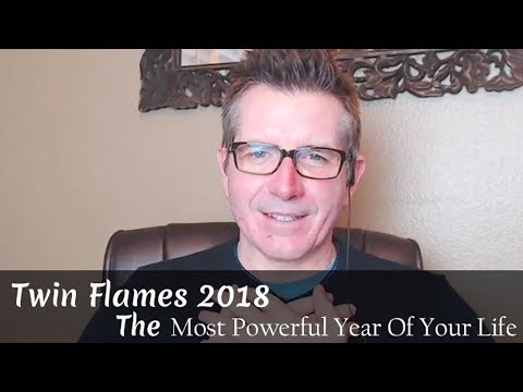 Twin Flames Separation Is Sensation: Why 2018 Will Be The Most Powerful Year Of Your Life