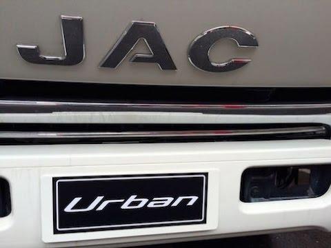 Nuevos Camiones JAC 2016