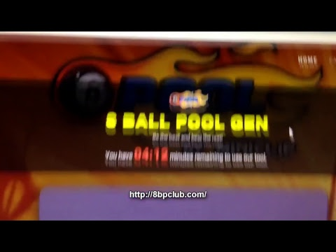 8 Ball Pool Hack - Unlimited Cash and Coins Hack