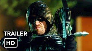 Arrow 6x10 Trailer Divided HD Season 6B Trailer