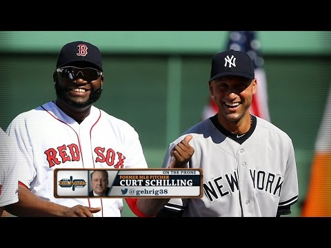 Curt Schilling on Jeter Vs. Papi: A Red Sox Perspective