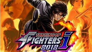 The King of Fighters  KOF-A 2012 Bem vindo a luta