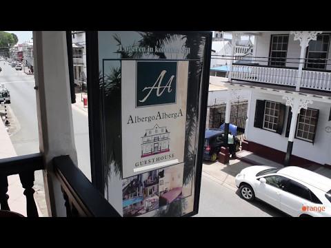 Albergo Alberga - Orange Travel Suriname