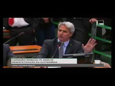 Molon detona presidente da Eletrobras em comissão na Câmara