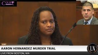 Aaron Hernandez Trial Day 1 Part 1 (Victims
