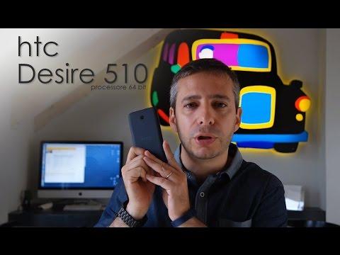 HTC Desire 510 la recensione di HDblog.it