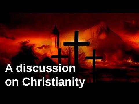 A discussion on Christianity, CC 1.17.168,  Salem, Tamil Nadu, India (2017-12-24)