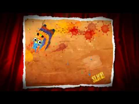 Fruit Ninja Puss in Boots - Debut Trailer iPhone