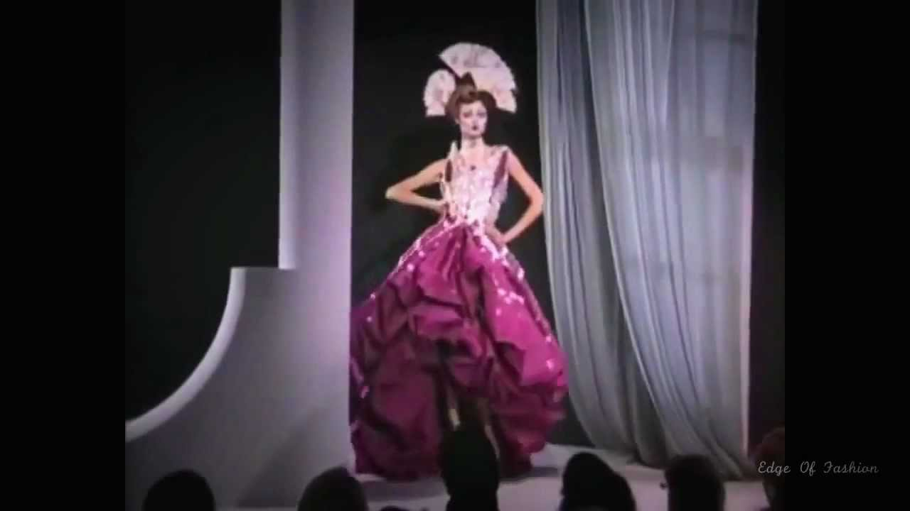 Christian Dior ✰ Haute Couture Spring/Summer 2007 Preview