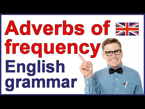 Adverbs of frequency | English lesson
