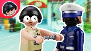 KARLCHEN KNACK - Karlchen wird verhaftet?! - Playmobil Polizei Film #73