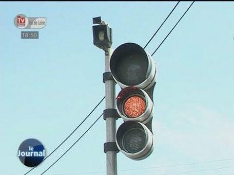Radars aux feux rouges o sont ils tours youtube - Gaziniere bompani 5 feux ...