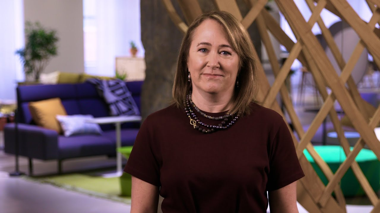 Neocon 2021 - A Welcome from Steelcase CEO Sara Armbruster