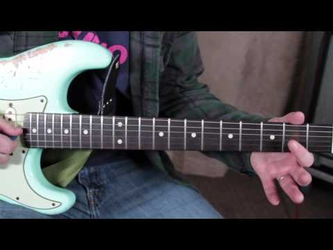 Black Keys - Lonely Boy - Blues Rock Guitar Lessons - How to Play on Guitar - Tutorial