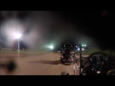 125/250 thunderhill speedway heat 2 8/27/16
