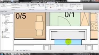 Revit Architecture - Lekcja 3 - Ściany konstrukcyjne