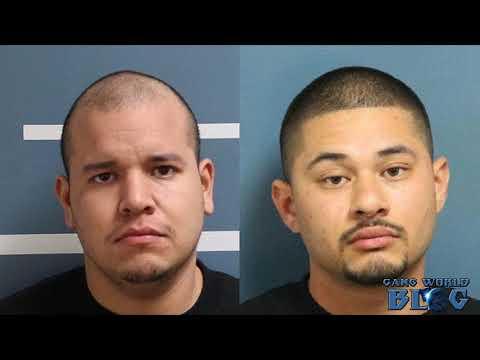 Gang members arrested for driveby in Visalia (California)