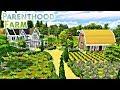 The Sims 4 - PARENTHOOD FARM | Speed Build
