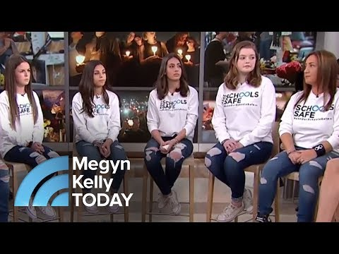 Mother Of Slain Parkland Student Demands School Safety Improvements | Megyn Kelly TODAY