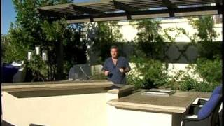 Outdoor Kitchen - Design Sizing & Configuration