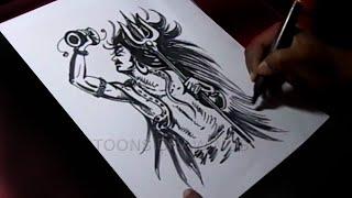 Draw Lord Om Namah Shivaya – Grcija