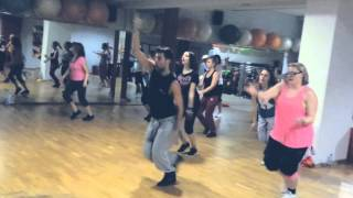 RM Dance - warm up-  Ricky Martin - Come With Me