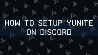 How To Setup Yunite On Discord (Fortnite Registration, Snipes, Customs Hosting, Private Channels)