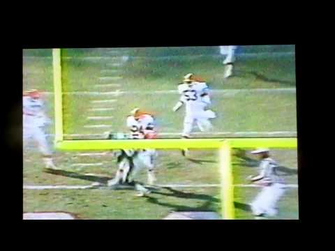 Ny Jets Playoff Flea Flicker 1986