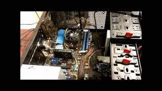 komputerbay 16gb 2x 8gb ddr3 pc3 12800 1600mhz dimm blue heatspreaders 240 pin ram cl10 xmp ready