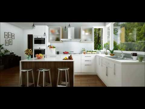 Kutchina Modular Kitchen price - YouTube