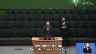 24/05/2020 - Culto 11h - Rev. Juarez Marcondes Filho #live