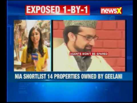 NIA shortlist 14 properties allegedly owned by Syed Ali Shah Geelani and his family members
