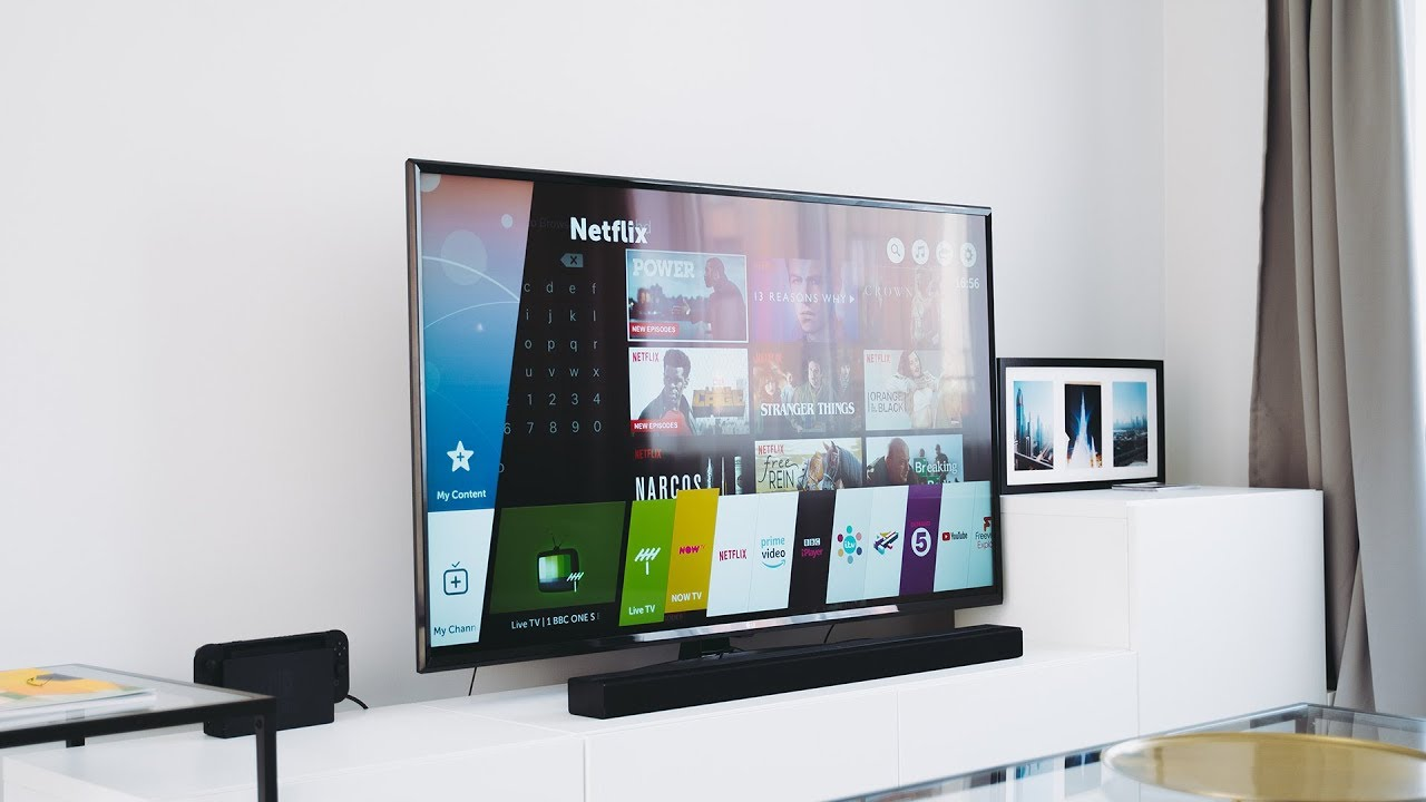 4K TV Setup - LG 55UK6470PLC
