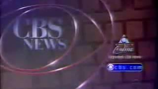 CBS News America Online Promo (1999) thumbnail