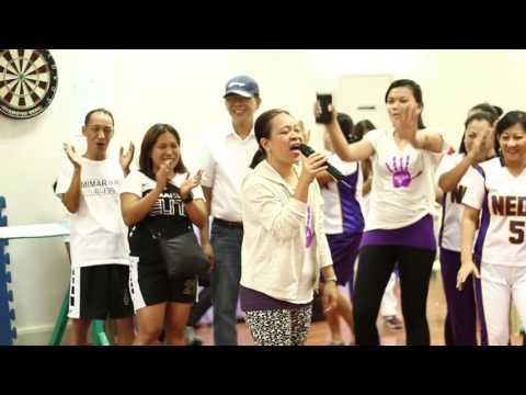 2nd Luzon Inter RDC Secretariat Productivity Olympics