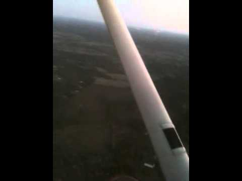Cessna 172 Hovering And Flying Backwards