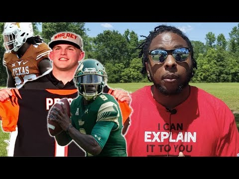 My Thoughts on The NFL Draft and Bengals Draft Grade!!! (Quinton Flowers Pickup)