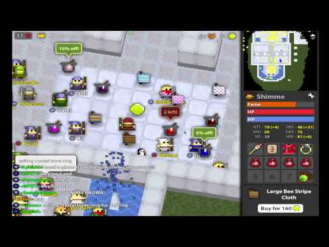 ROTMG:First time ever buying an ammy