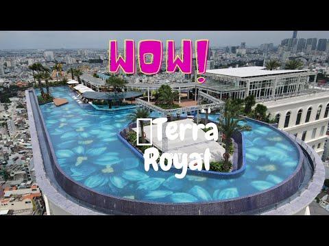 Căn hộ cao cấp quận 3 dự án Terra Royal - Review căn hộ thực tế