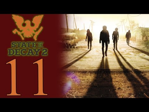 State of Decay 2 playthrough pt11 - Rescuing a New Survivor