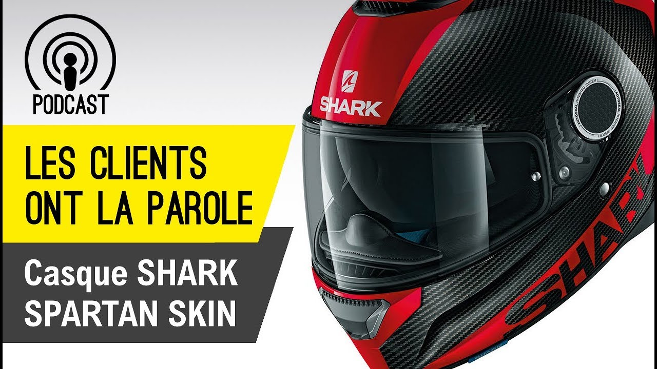 Avis Casque Moto Shark Spartan Youtube