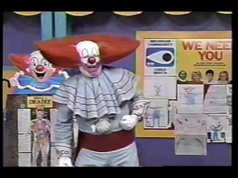 Bozo's Big Top  Newaygo Boy Scouts 1995