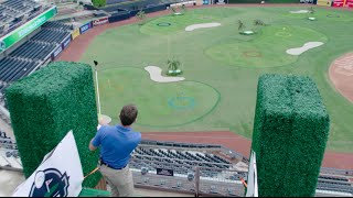 Geoff Shackelford Takes on the Links at Petco Park