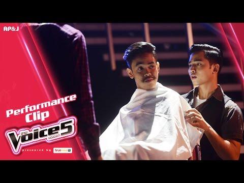 The Voice Thailand 5 - Live Performance - 22 Jan 2017 - Part 5