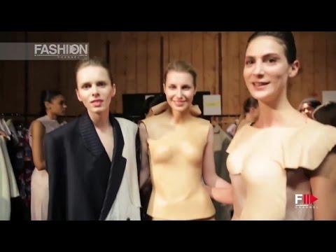 PARSONS PARIS BFA Fashion Design Show 2015 by Fashion Channel