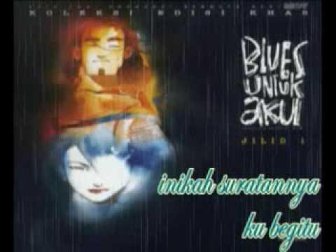 Derita TanpaMu   Album Blues Untuk Aku