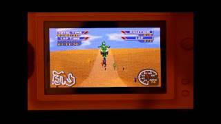 Lets Play MX 2002 Featuring Ricky Carmichael For The Gameboy Advance   Classic Retro Game Room