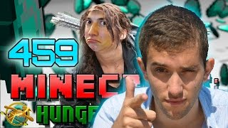 Minecraft: Hunger Games w/Mitch! Game 459 - SO MANY DIAMONDS!!!