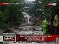 QRT: State of calamity, idineklara sa Tampakan at Tupi, South Cotabato